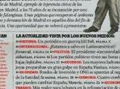 """Heraldo Madrid"" vuelve quioscos"