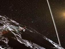 Descubierto asteroide posee sistema anillos