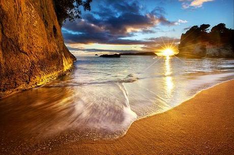 playas hermosas espana