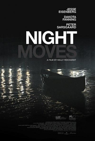 Tráiler de 'Night Moves', con Jesse Eisenberg y Dakota Fanning