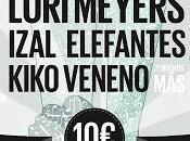 Festival Gigante 2014: Lori Meyers, Kiko Veneno, Elefantes, Izal...