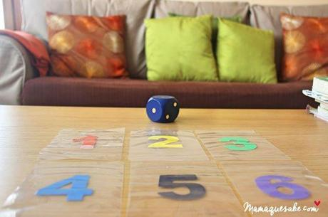 Aprender números jugando