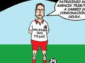 burbuja futbolística