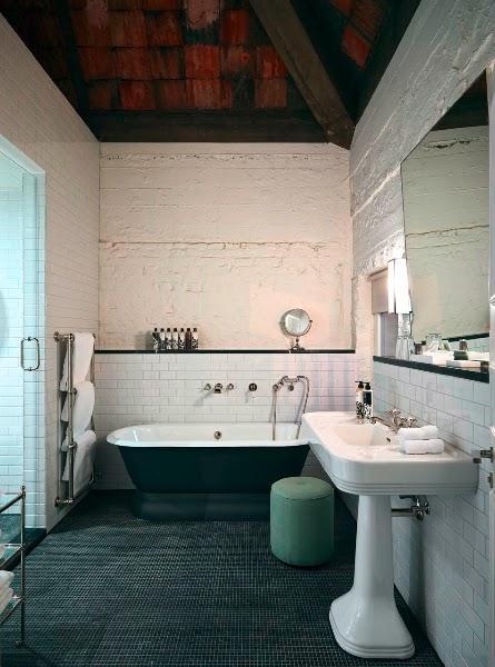 Renovar Baño Pequeno:Un baño pequeño no aburrido – Paperblog