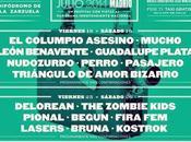 Festival Tomavistas: León Benavente, Mucho, TAB, Delorean, Pasajero....