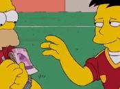 Simpson señalan España comprando árbitro ¿Por qué?