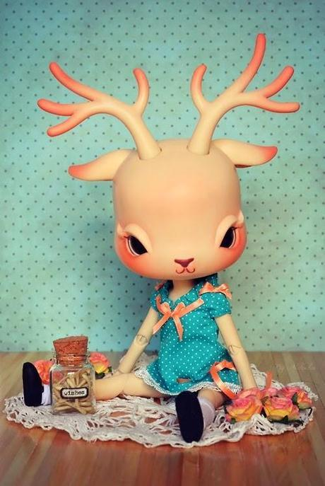 Ruby Nan Doll
