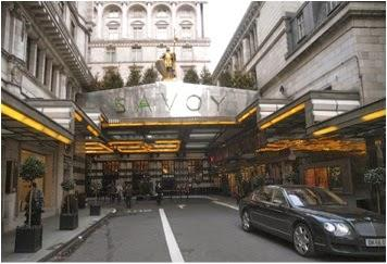 Hoteles a todo lujo en londres paperblog for Hoteles familiares en londres