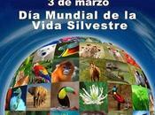 marzo Mundial Naturaleza Vida Silvestre