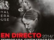 Avance temporada òpera cines 2014/2015 covent garden