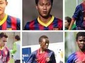 coreano Lee, años, origen castigo Barça