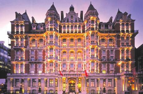 Los hoteles m s lujosos de londres paperblog for Hoteles familiares en londres