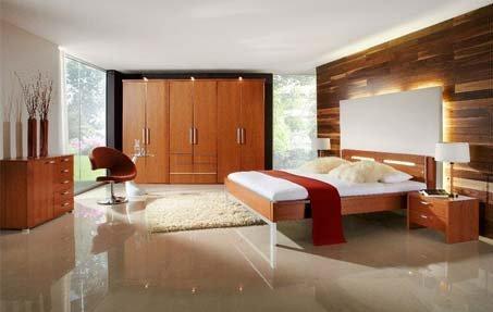 Habitaciones decoradas con madera Paperblog