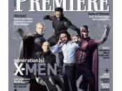 X-Men: Días Futuro Pasado portada revista Premiere