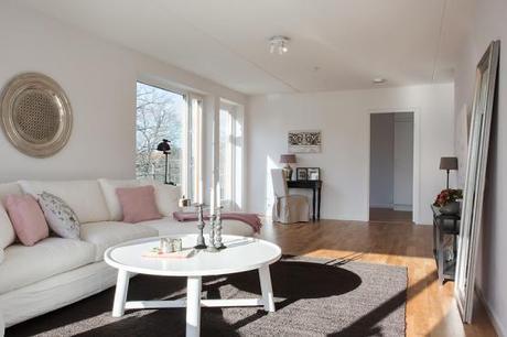 Decoraci n sencilla para una casa ordenada y limpia - Casa limpia y ordenada ...