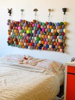 Cabeceros de cama para todos los gustos paperblog - Telas para cabeceros de cama ...