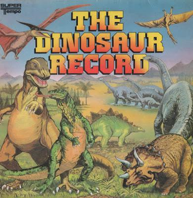 Mike Croft & Chris Croft ‎– The Dinosaur Record