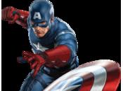 Escudo Capitan America animacion