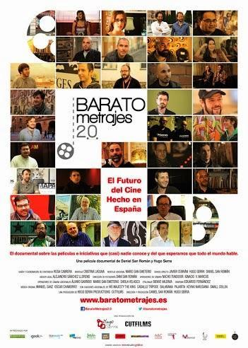 BARATOmetrajes 2.0. La cara oculta del cine español.