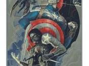 Póster Mondo Capitán América: Soldado Invierno
