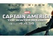 Nuevo banner Capitán América: Soldado Invierno protagonizado Viuda Negra