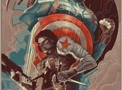"""Nuevo mondo póster para """"capitan america: soldado invierno"""" rich kelly"""