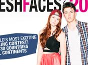 Fresh Faces 2014, #casting para elegir models internacionales