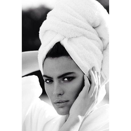 Towel Series by Mario Testino