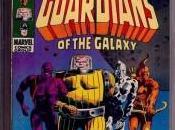 $19.000 primera aparición Guardianes Galaxia cómic