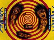 STATE EUPHORIA Anthrax, 1988. Crítica álbum. Review. Reseña.