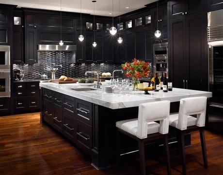 Fotos 9 cocinas modernas y elegantes paperblog for Cocinas elegantes