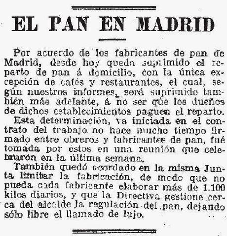 Madrid, 5 de abril de 1914