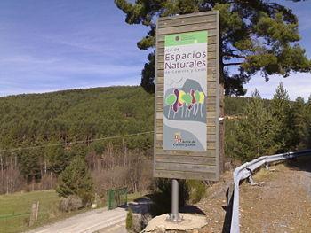 Aguilar de Campoo- Ruta de los Pantanos