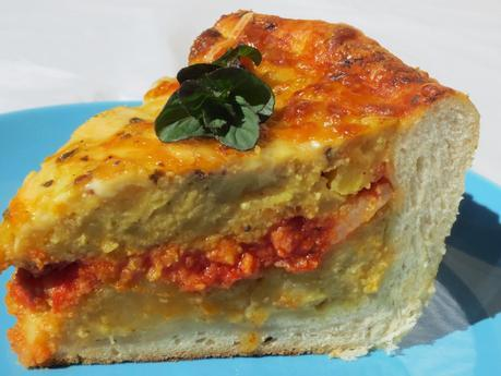 Pizza de tortilla olla GM