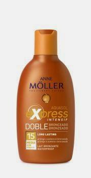 AMS LAIT EXPRESS SPF15 100ML