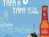 Sitges Tapa tapa 2014, playa Ruta Tapas