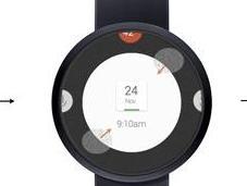 Información sobre smartwatch Google