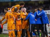 Real Madrid golea Sociedad Anoeta