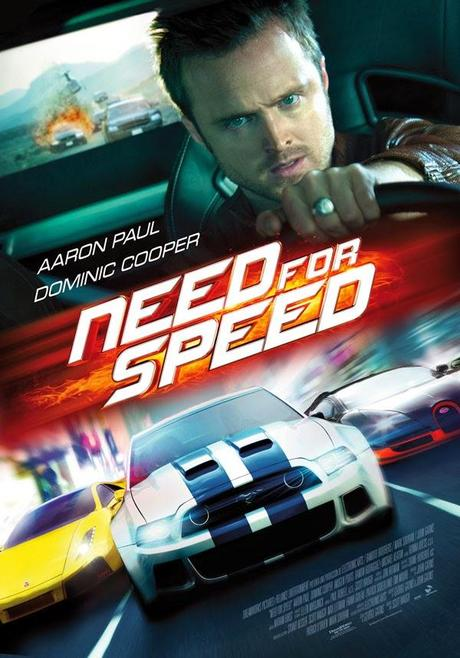 Crítica de cine: 'Need For Speed'