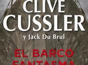 barco fantasma, Clive Cussler
