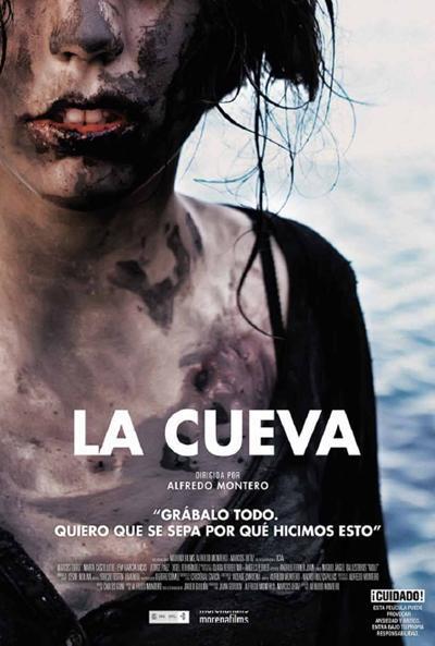 """Póster y tráiler de """"La Cueva"""", de Alfredo Montero"""