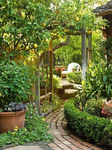 Caminos a jardines con encanto paperblog for Caminos de jardines rusticos