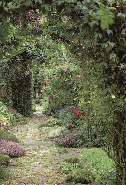 Caminos a jardines con encanto paperblog - Jardines con encanto ...