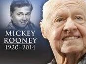 Muere reconocido actor Mickey Rooney