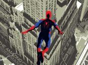 """Impresionante mondo póster para imax """"the amazing spider.man: poder electro"""""""