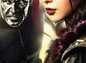 X-men: días futuro pasado: nuevos carteles blink, coloso, kitty pryde iceman