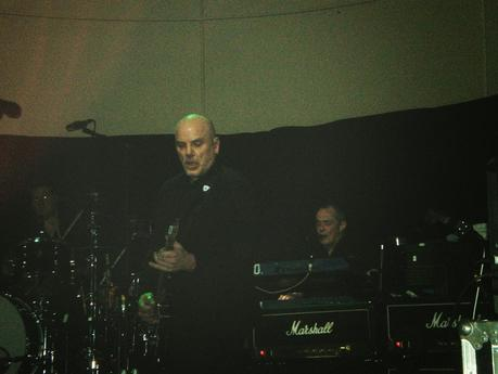 Concierto The Stranglers. Madrid (03-04-2014)