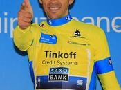 Alberto Contador, victoria liderato nada empezar País Vasco