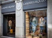 Lander Urquijo concept store