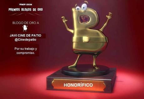 Gala y resultados 1ª Edición Blogos de Oro 2014